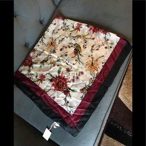 NWT Chan luu silk scarf/wrap